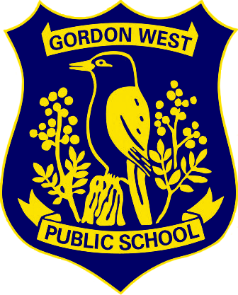Gordon West Public School logo
